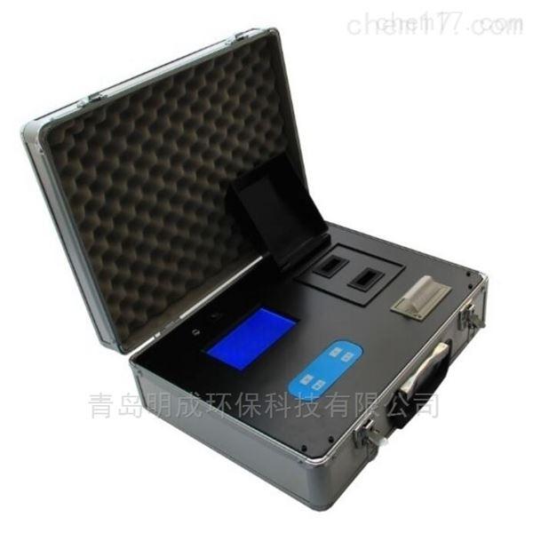 农村用水九项检测仪多参数水质分析仪