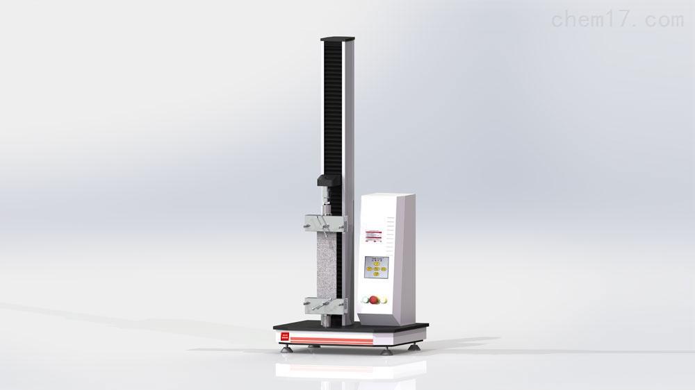 单柱式电子万能试验机