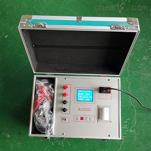 变压器直流电阻测试仪带打印