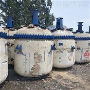 新疆乌鲁木齐出售二手5吨搪瓷反应釜价格