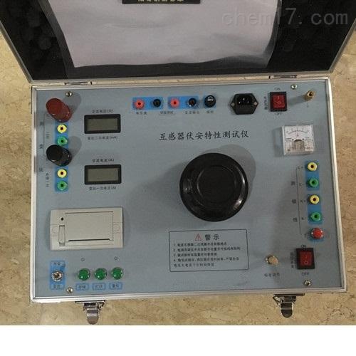 巴中电力承装修试资质互感器伏安特性测试仪