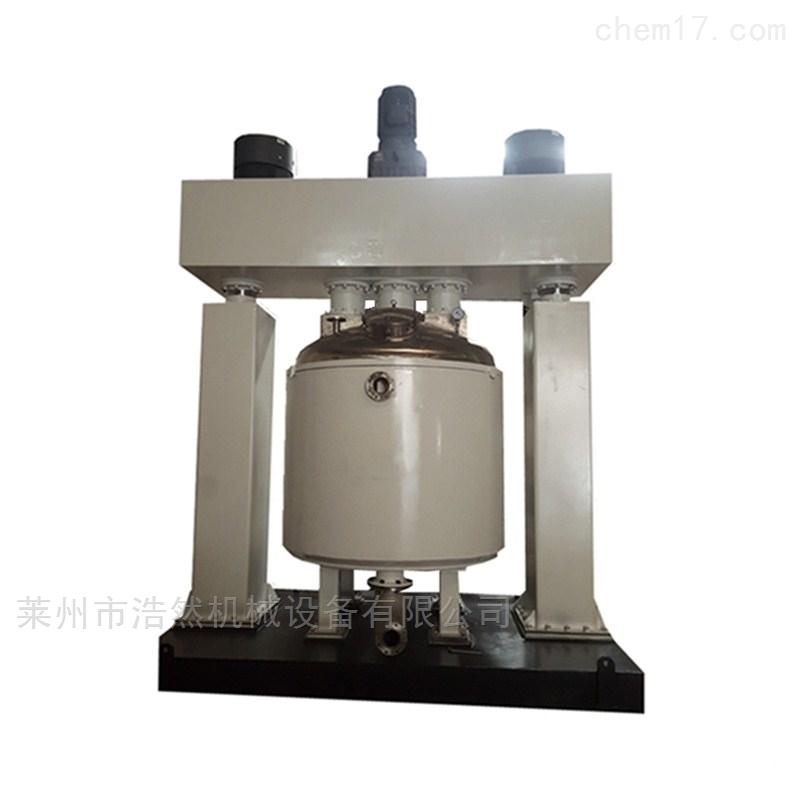 5000L玻璃胶基料强力分散机
