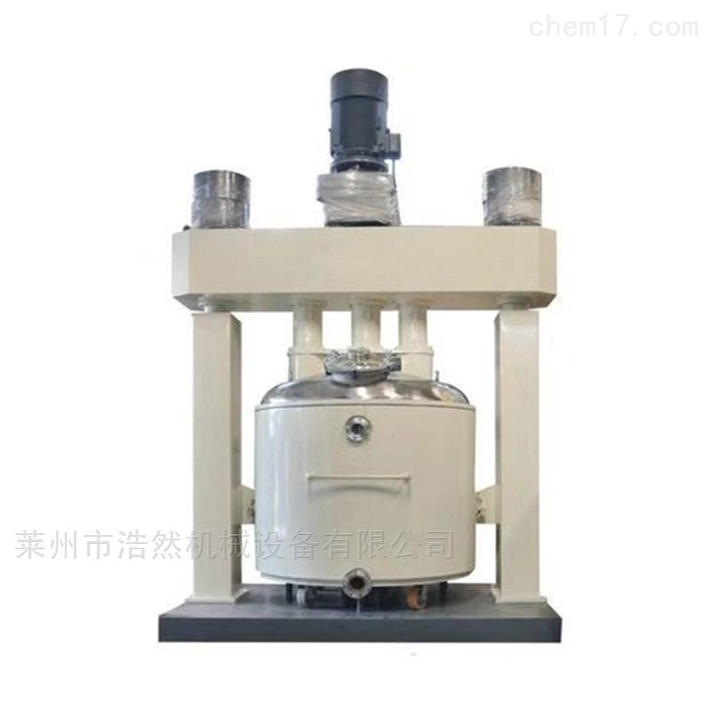 硅酮膠生產設備