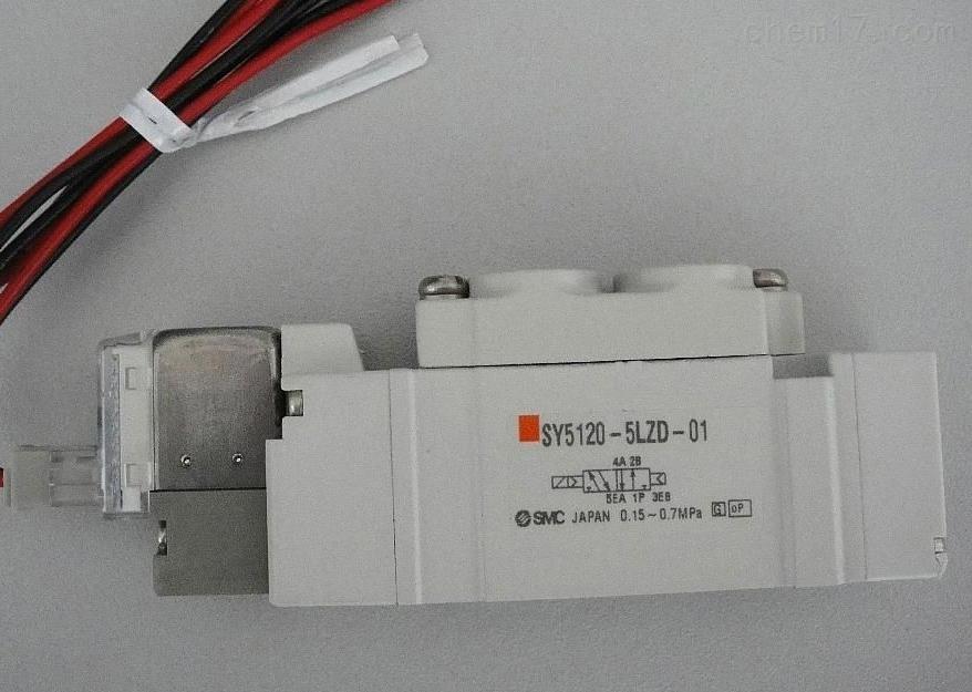 SMCSY5000系列SY5120-5LZD-01现货