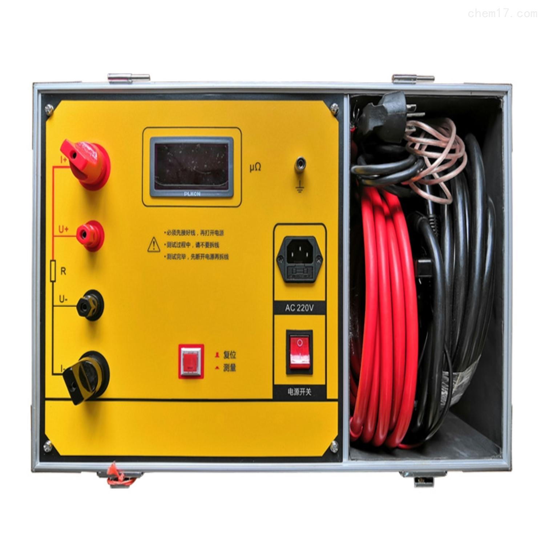 成都地区HL-100B回路电阻测试仪(单表头)