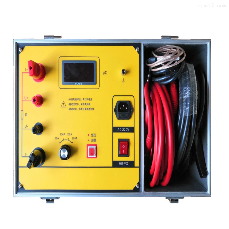 成都地区HL-200B回路电阻测试仪(单表头)