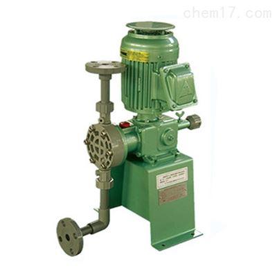 NIKKISO加药计量泵AHA12-PCF-FN