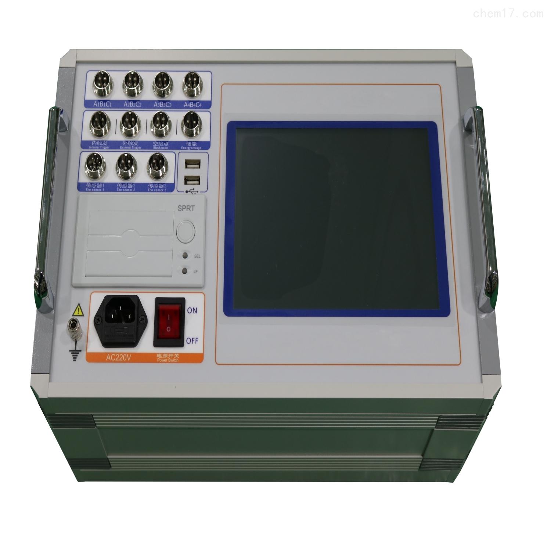 成都地区高压开关机械特性测试仪三路传感器