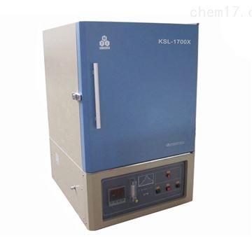 KSL-1700X-A21700℃箱式炉(8L)