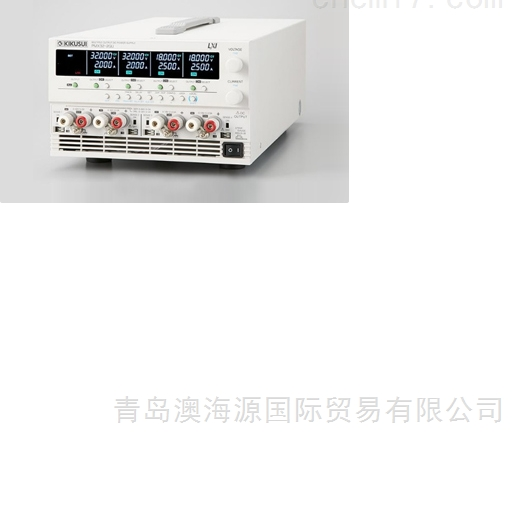 日本KIKUSUI鞠水多路输出直流电源PMP16-1QU