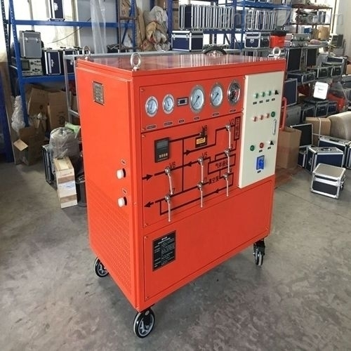 SF6气体抽真空充气装置参数说明