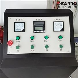DTL-H独立控制高温热电偶检定炉配有急停按钮