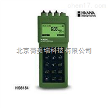 高精度pH/ORP/ISE/℃测定仪