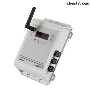 AMB200數據機房母線測槽溫監控裝置