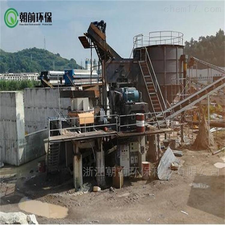 水洗机制砂石料泥浆污泥压滤机石料厂专用