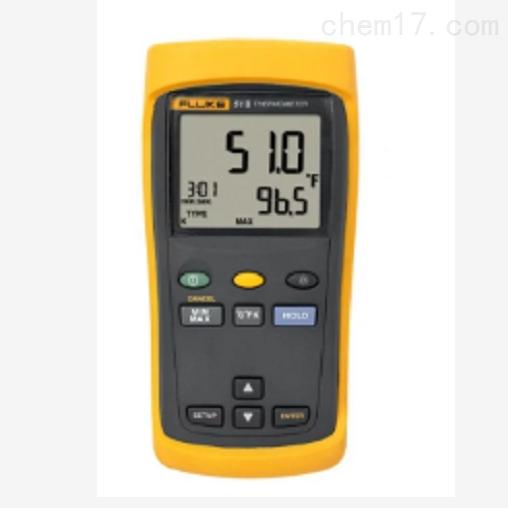 美国FLUKE单通道接触式温度表
