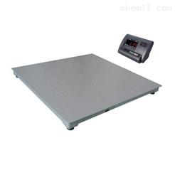 DCS-KL-A单层电子地磅,1-3吨小型地磅秤厂家直销