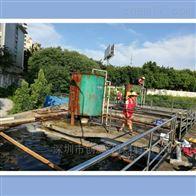 工业废水处理系统脉冲罐拆装更换一站式