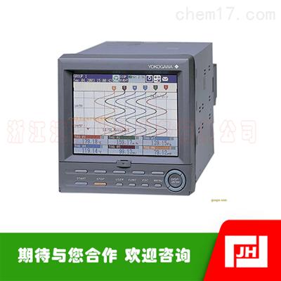 YOKOGAWA横河FX1004无纸记录仪