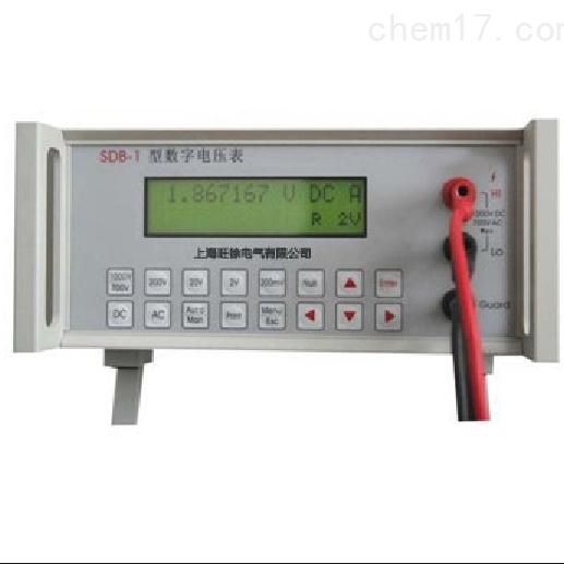 SDB-1型数字电压表