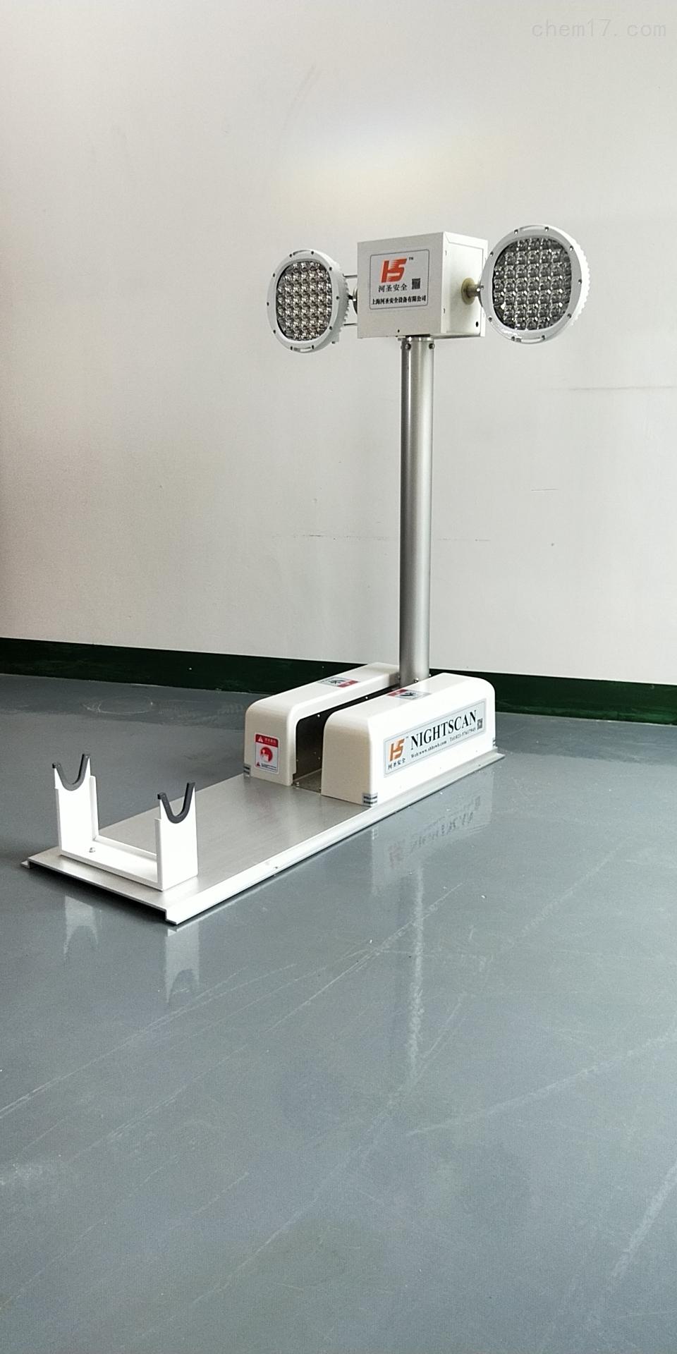发电升降泛光灯代发加工直流消防应急照明装置