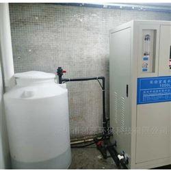 5吨实验室废水处理设备开机注意事项