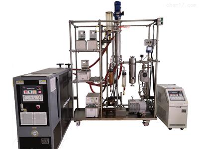 KBTL5-FFE短程分子蒸馏设备