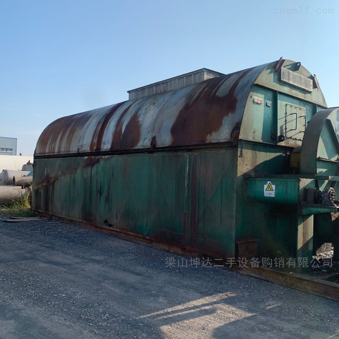 长期回收300-1000平方管束干燥机