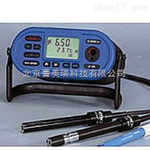 便携式深水电导测定仪