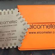 六角湿膜梳湿膜测厚仪Elcometer112