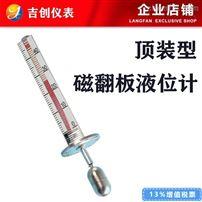 顶装磁翻板液位计厂家价格型号 液位变送器