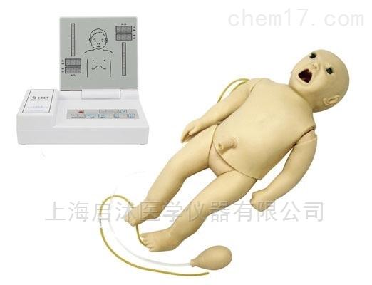 QS/CPR164新生兒心肺復蘇模擬人急救護理氣管插管