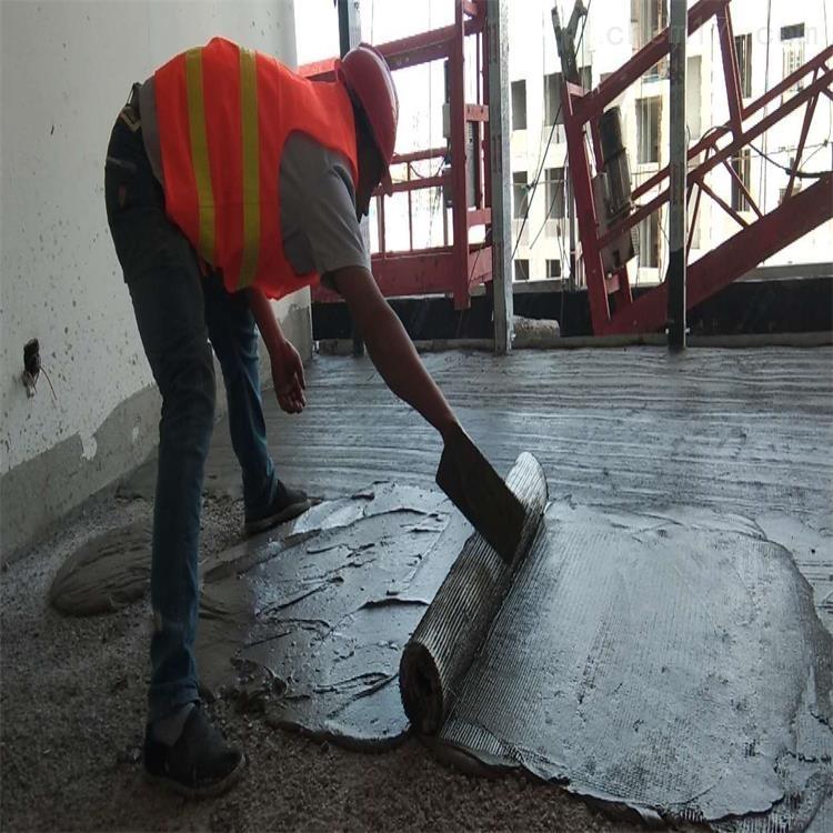 LC5.0干拌轻集料混凝土使用施工