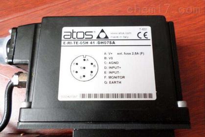 原装意大利ATOS电磁阀DPZO-TE-271-S540现货