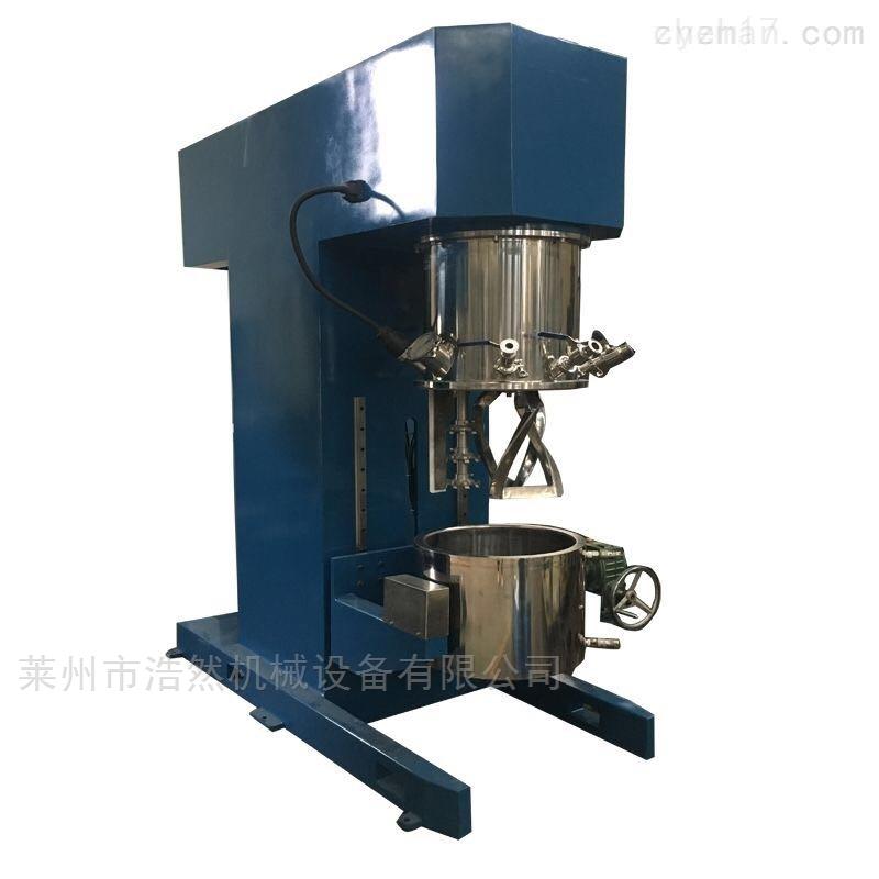 广州行星搅拌机 双组份硅酮胶生产设备