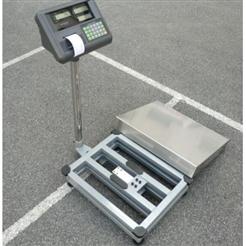 ACS-KL-PW烟台打印电子秤 不干胶打印标签电子台秤