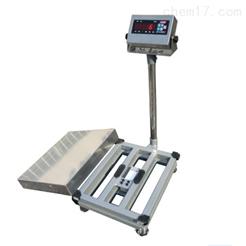 不锈钢电子台秤,防水电子秤,防腐电子平台秤