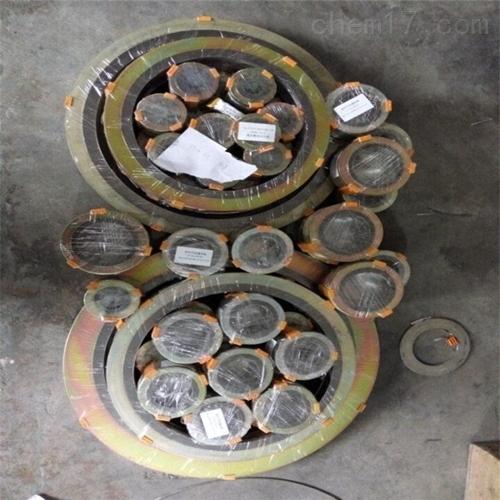 304材质不锈钢石墨金属缠绕垫片供应