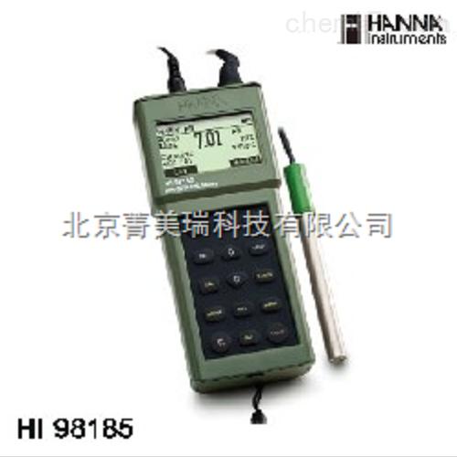 高精度防水型pH/ORP/ISE/温度测定仪