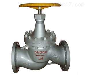 铸钢氨用截止阀