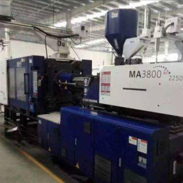扬州有一台300吨二手伺服海永注塑机多少钱
