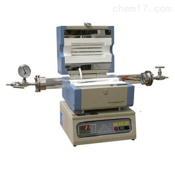 OTF-1200X-S合肥科晶1200℃微型開啟式管式爐