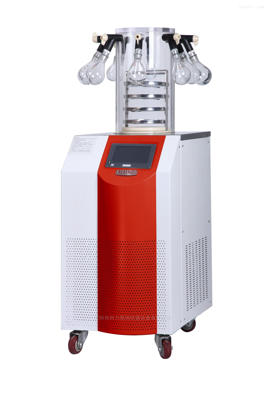 永合幹燥機實驗室多歧管幹凍機CTFD-18P