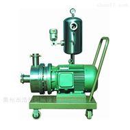 單級管線式乳化機