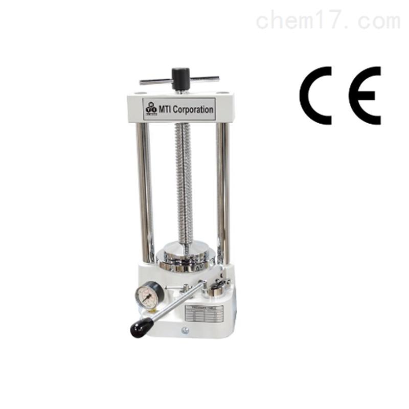 15T手动压片机(手套箱适用型)