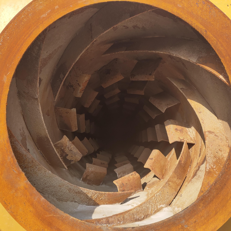 设备转让一批时产5吨-50吨滚筒烘干机