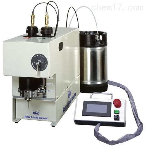 日本nlc采用容积式柱塞泵的微型点胶机MD型