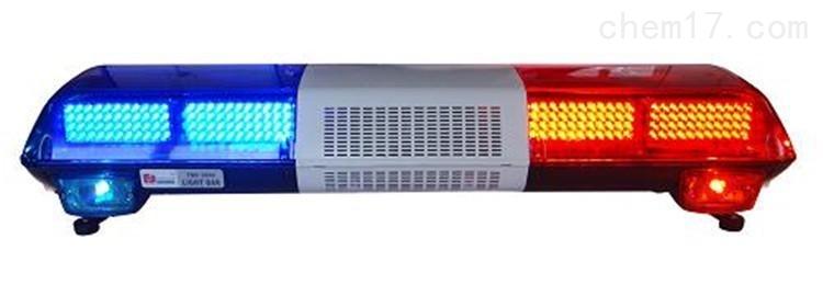 星际警灯警报器LED爆闪车顶红蓝警灯12V