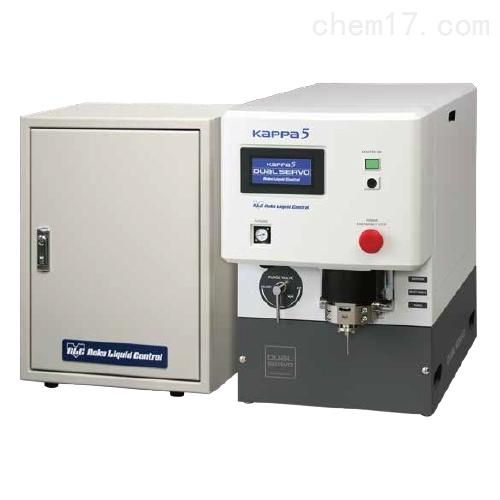 日本nlc内置混合器气泵,微量点胶机
