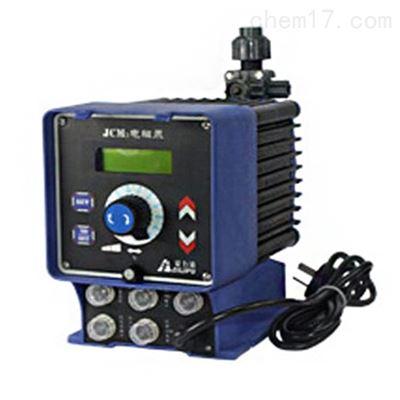 爱力浦计量隔膜泵JCM3-95/2.07